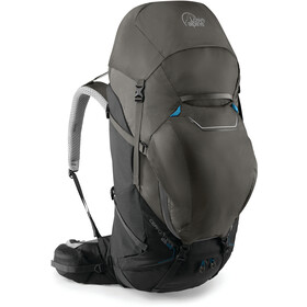Lowe Alpine Cerro Torre Rugzak 65L, black/greyhound